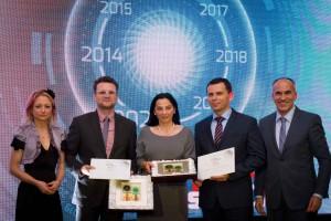 ITAPA 2014: Galaveèer odovzdávanie ocenení