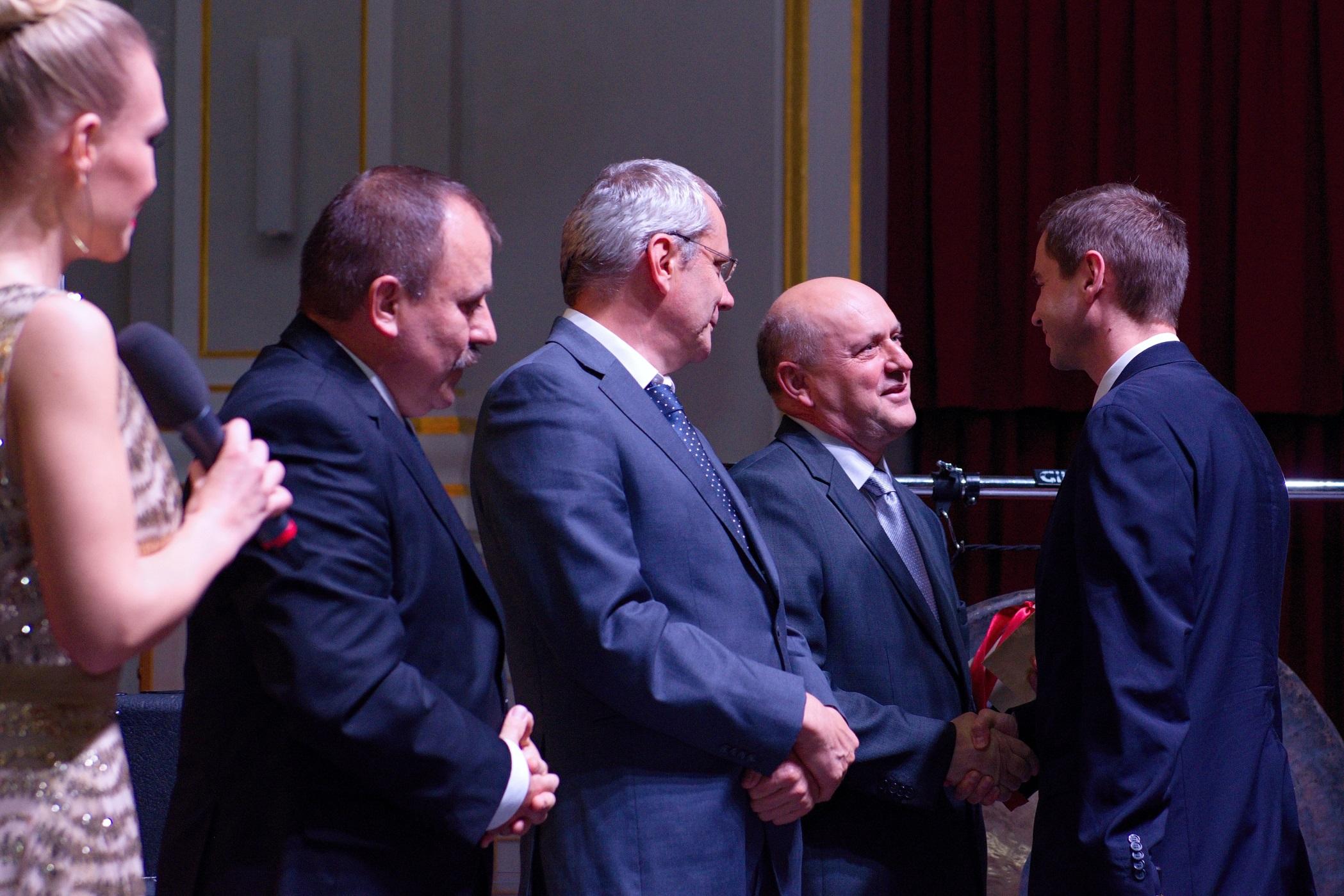 Cena Dionýza Ilkoviča 2017