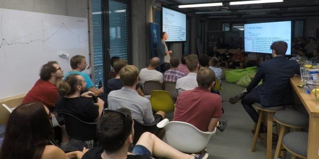 first slovak ddd community meetup small